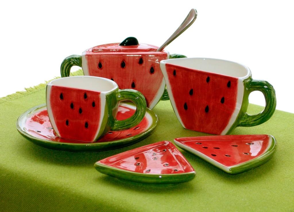 caj od semenki lubenice