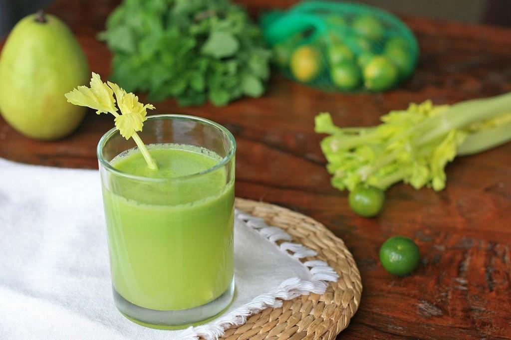 priprema i recept za sok od celera