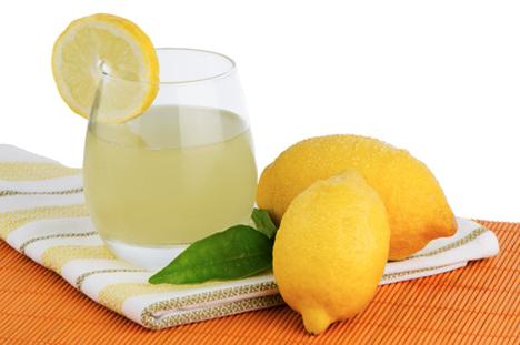 Sok od limuna recept