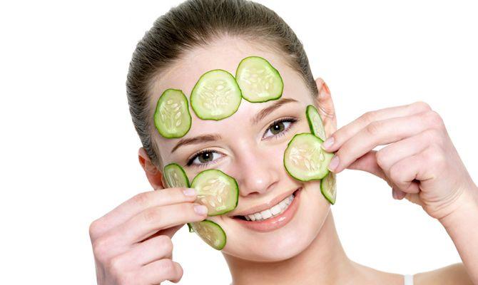 Krastavac - upotreba za kožu i maske za lice