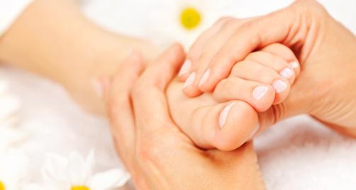 Mažasa stopala - kako se izvodi i koje su njege prednosti