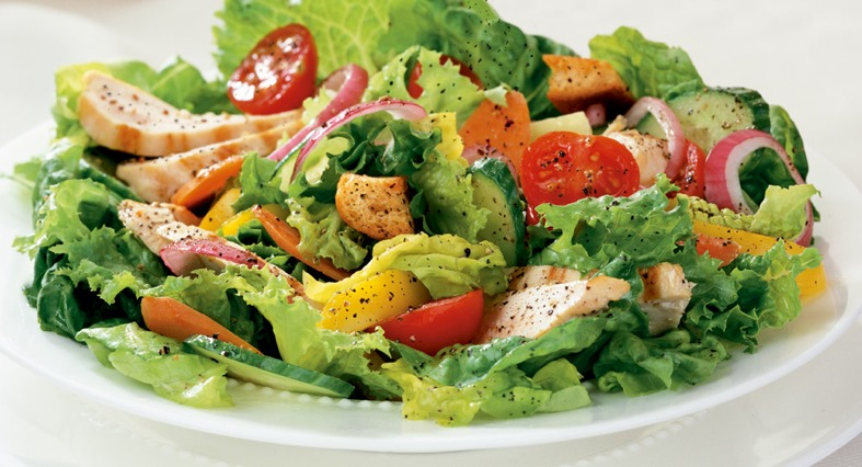 Zelena salata - lekovita svojstva i recepti