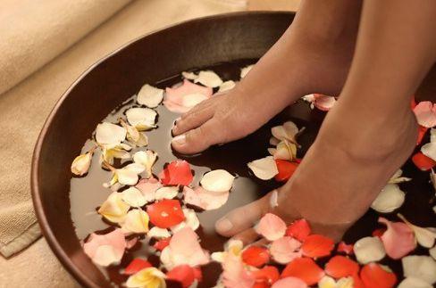 Kupka za stopala – saveti i recepti