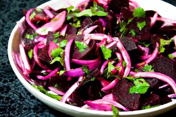 Salata od cvekle – recepti