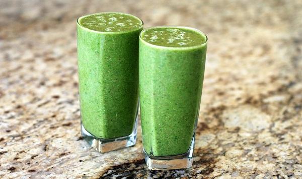 Zeleni sokovi – lekovitost i recepti